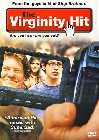 The Virginity Hit DVD Movie