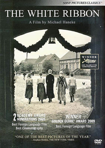The White Ribbon DVD Movie