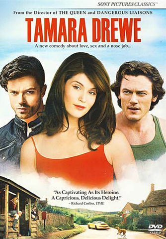 Tamara Drewe DVD Movie