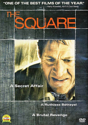 The Square DVD Movie