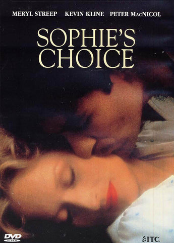 Sophie s Choice DVD Movie