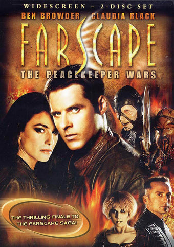 Farscape - The Peacekeeper Wars (LG) DVD Movie