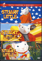 The Stuart Little (Stuart Little, Stuart Little 2, Stuart Little 3) (Triple Feature)