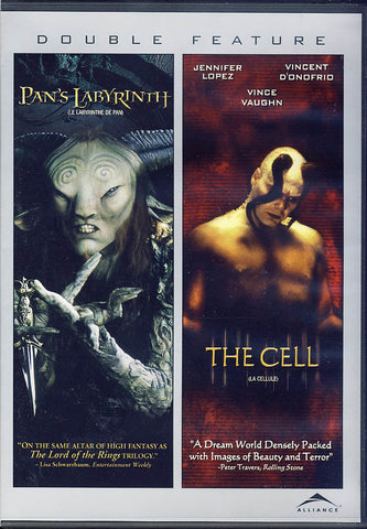 Pans Labyrinth / Cell (Double Feature) DVD Movie