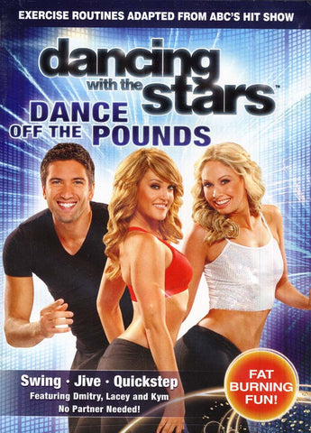Dancing with the Stars - Dance Off the Pounds (LG) DVD Movie