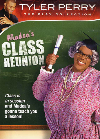 Tyler Perry's Madea's Class Reunion - The Play (LG) DVD Movie