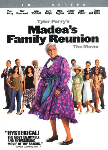 Madea's Family Reunion (Full Screen Edition) (LG) DVD Movie