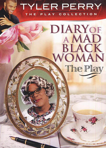 Diary of a Mad Black Woman The Play (LG) DVD Movie