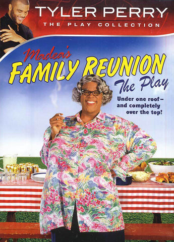 Madea s Family Reunion - The Play (Tyler Perry s) (LG) DVD Movie
