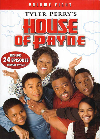 Tyler Perry s House of Payne - Vol. 8 (Eight) (LG) (Boxset) DVD Movie