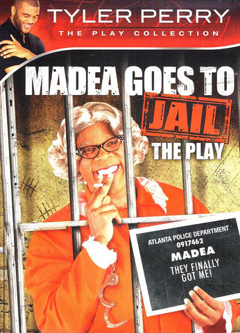 Madea Goes to Jail - The play (LG) DVD Movie