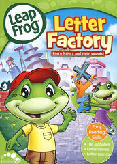 Leap Frog - Letter Factory (Learn Letters And Their Sounds) (LG)