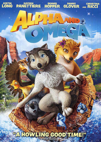 Alpha and Omega (LG) DVD Movie