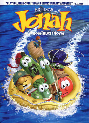 Jonah - A VeggieTales Movie (Widescreen/Fullscreen) (LG) DVD Movie