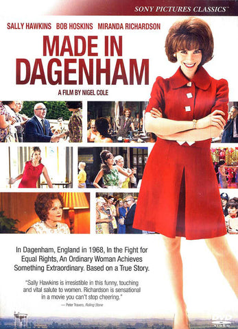 Made in Dagenham DVD Movie