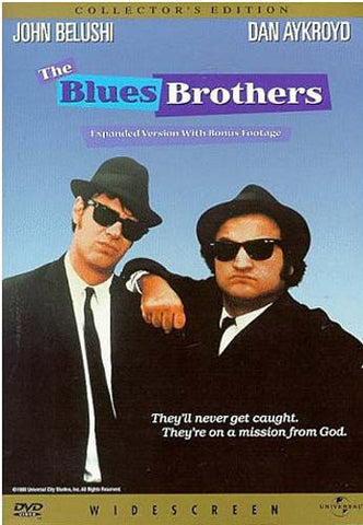 The Blues Brothers (Collector's Edition) DVD Movie