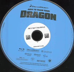 How to Train Your Dragon (Blu-ray) (Disc Only)