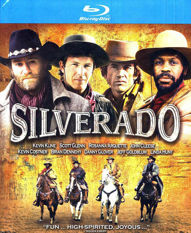 Silverado (Blu-ray Book) (Blu-ray) BLU-RAY Movie