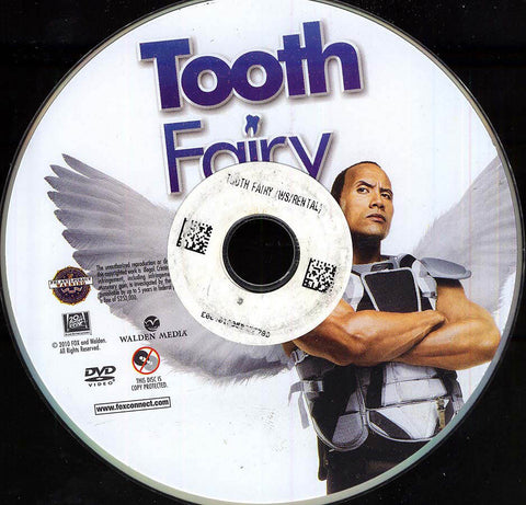 Tooth Fairy (Disc Only) DVD Movie