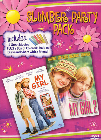 My Girl / My Girl 2 - Slumber party pack (Boxset) DVD Movie
