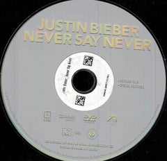 Justin Bieber: Never Say Never (Disc Only)