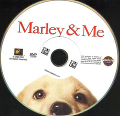 Marley and Me (Disc Only)