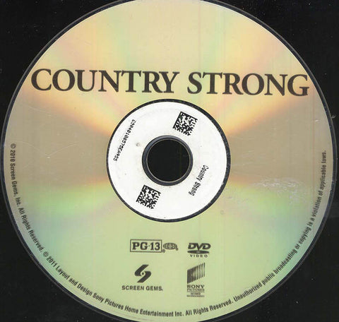 Country Strong (Disc Only) DVD Movie