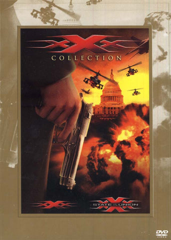 XXX Collection - XXX / XXX State of the Union (double feature) DVD Movie