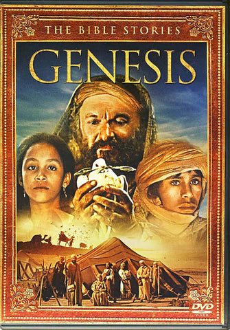 The Bible Stories - Genesis DVD Movie