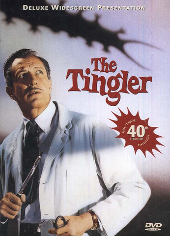 The Tingler DVD Movie