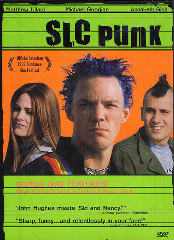 SLC Punk DVD Movie