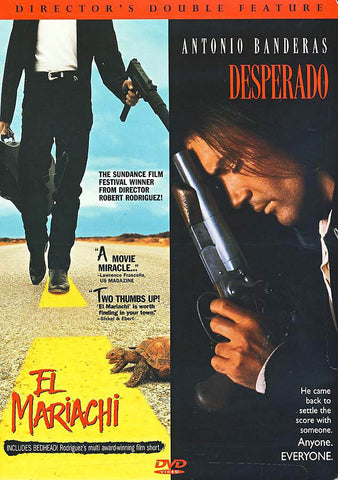 El Mariachi / Desperado (Director's Double Feature) DVD Movie