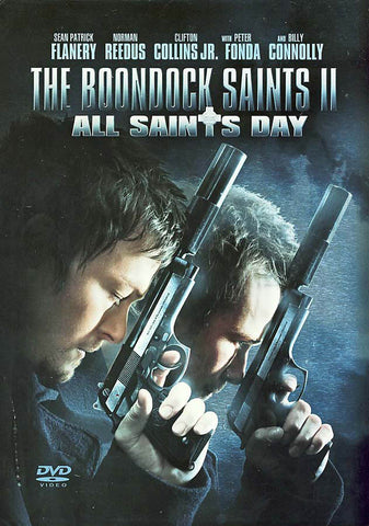 The Boondock Saints II (2) - All Saints Day (Steelbook) DVD Movie