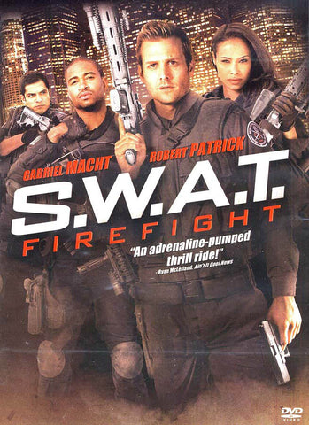 S.W.A.T. - Firefight DVD Movie