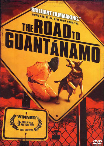 The Road to Guantanamo DVD Movie