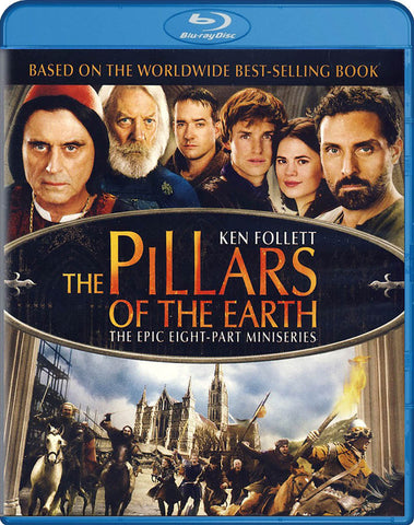 The Pillars of the Earth (Blu-ray) BLU-RAY Movie