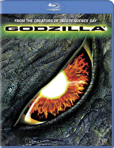 Godzilla (1998) (Blu-ray) BLU-RAY Movie