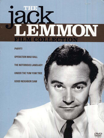 The Jack Lemmon Film Collection (Boxset) DVD Movie
