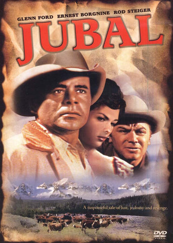 Jubal DVD Movie