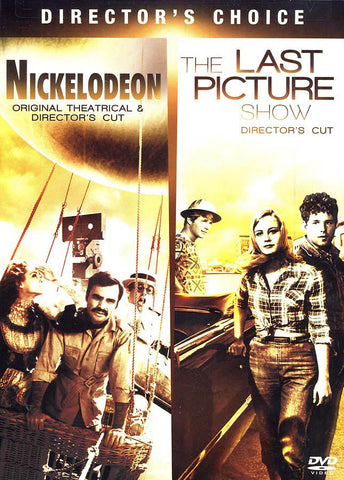 Nickelodeon / Last Picture Show DVD Movie