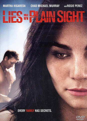 Lies in Plain Sight DVD Movie