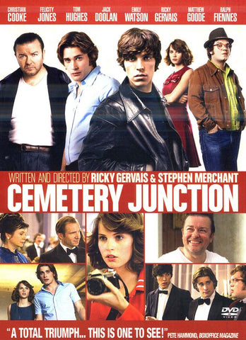 Cemetery Junction DVD Movie