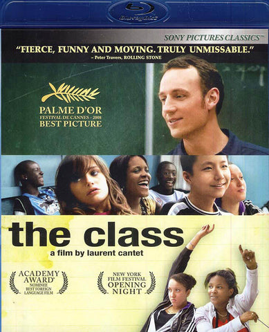 The Class (Entre Les Murs) (Blu-ray) BLU-RAY Movie