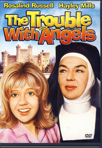 The Trouble with Angels DVD Movie