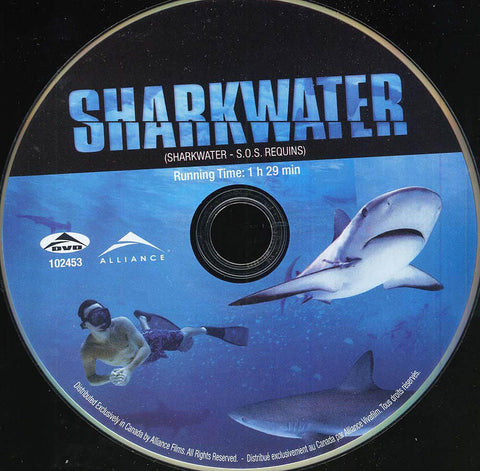 Sharkwater (Disc Only) DVD Movie