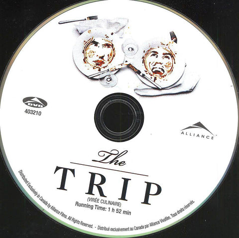 The Trip (Disc Only) DVD Movie