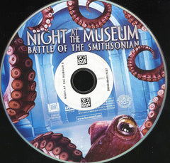 Night at the Museum: Battle of the Smithsonian (Disc Only)