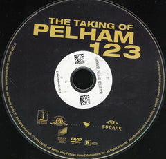 The Taking of Pelham 1 2 3 (Disc Only)