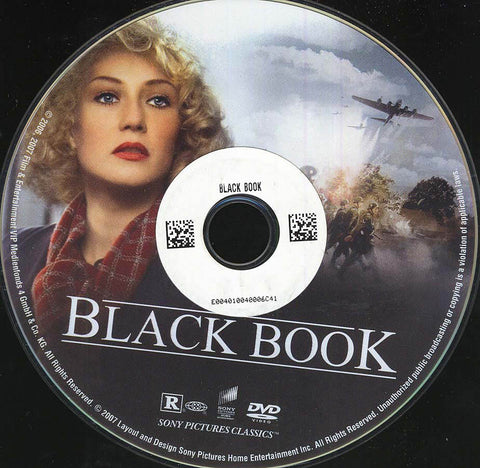 Black Book (Disc Only) DVD Movie