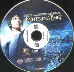 Percy Jackson & The Olympians: The Lightning Thief (Disc Only)